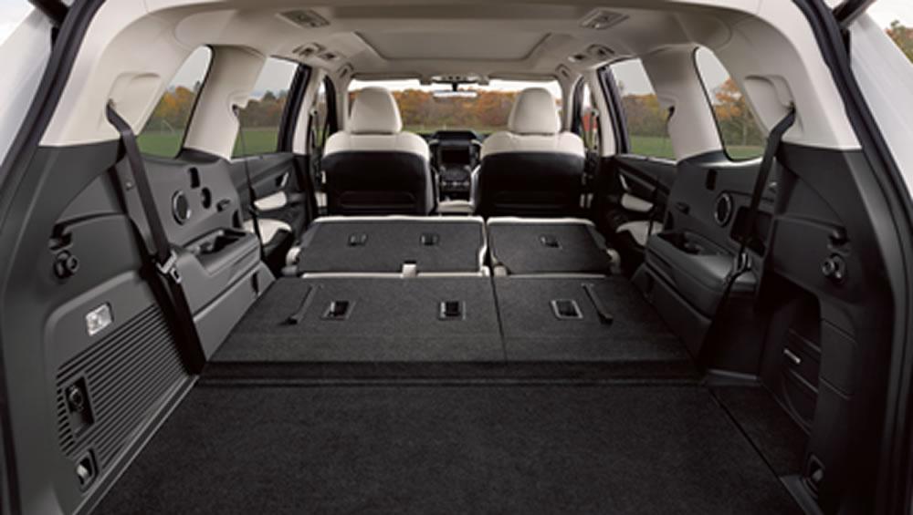 2019 Subaru Ascent Bench Seat